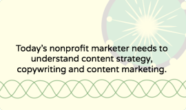 Three book recommendations for nonprofit content marketers