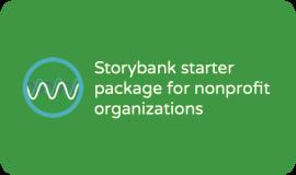 Service spotlight: nonprofit storybank starter package