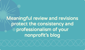 Managing blog contributors: tips for a smooth review and revisions process