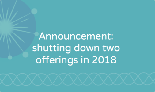 Announcements: closing down #NPMC chat and blogging course for 2018