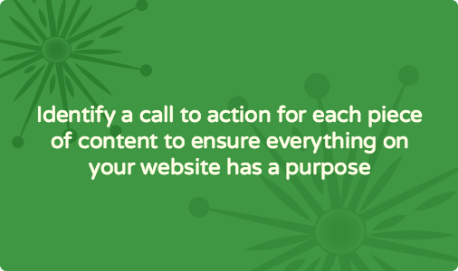 Nonprofit website calls to action: ideas to use in your copy