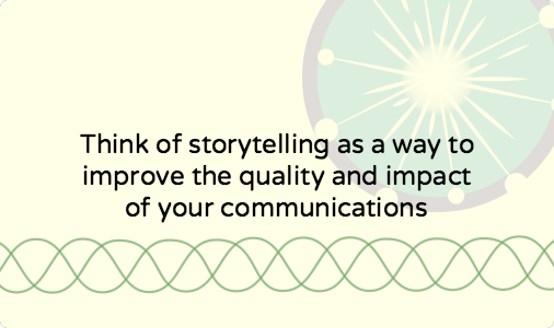 Storytelling inspiration file part 2: WAYS nonprofits are using stories